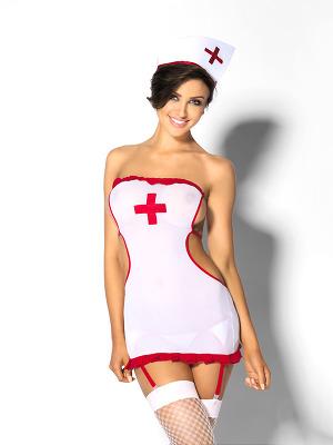 Anais - Persea Krankenschwester Kostüm