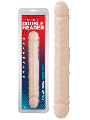 Double Header 12 inch - Farbe weiß