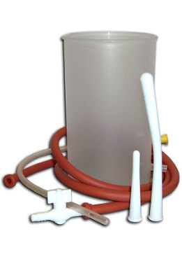 Einlauf Set Oros Irrigator 1 Liter