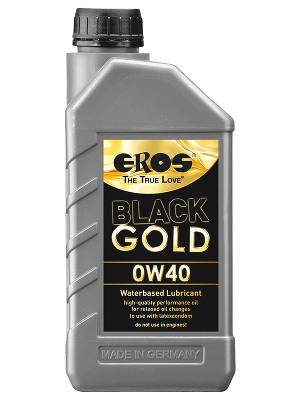 Eros Black Gold 0W40 Wasserbasis Gleitgel 1L