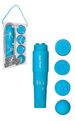 Funky Massager - blau