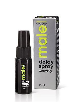Male Delay Spray Warming 15 ml