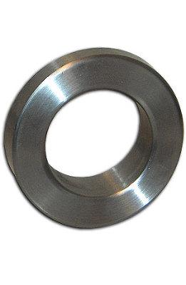 Metall Penisring aus Edelstahl, konisch geformt