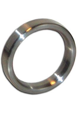 Metall Penisring Profil von RHD - Profilstärke 5 mm gerade