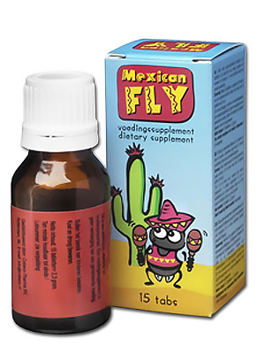 Mexican Fly - 15 Tabletten