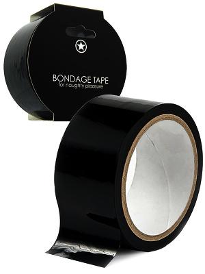 OUCH! Bondage Tape 20m - Schwarz