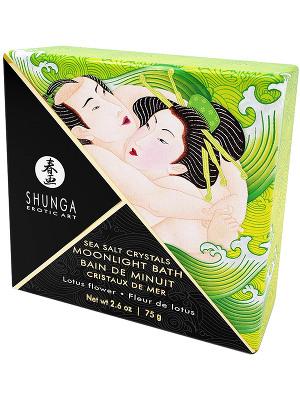 Shunga - Badesalz aus dem Toten Meer - Lotus Flower