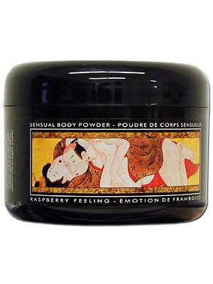 Shunga - Sensual Body Powder Raspberry Feeling 150 g