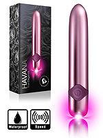 10 Speed Havana True Elegance Bullet Vibrator - Lilac