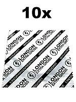 10 Stück London Kondome - extra groß