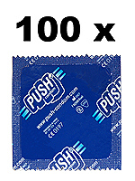 100 Stück PUSH Kondome