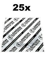 25 Stück London Kondome - extra groß