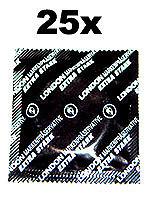 25 Stück London Kondome - extra stark