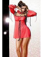 Anais - Minikleid + String Xenia Rot