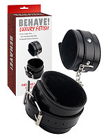 Behave! Luxury Fetish - Obey Me Fußfesseln
