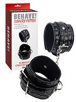 Behave! Luxury Fetish - Surrender Fußfesseln