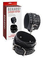 Behave! Luxury Fetish - Surrender Handfesseln