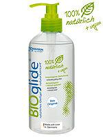 BIOglide 100% natürliches und veganes Gleitgel 500 ml