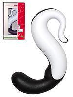 Delight Vibrator -  schwarz/weiß