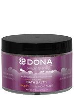 DONA - Badesalz Sassy Tropical Tease 215 g