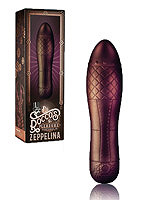 Dr. Roccos - Zeppelina wiederaufladbarer Vibrator