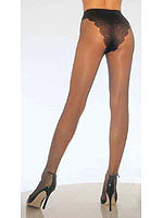 Elegant Moments - Strumpfhose French Cut Pantyhose Style 1715