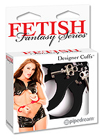 Fetish Fantasy - Designer Cuffs - Black