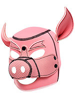 Fetish Piggy Maske