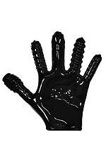 Finger Fucker Handschuh - Schwarz