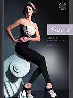 Fiore - Leggings Anette Graphit