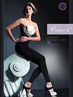 Fiore - Leggings Anette Pflaume