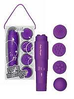 Funky Massager - purple