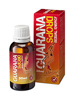 Guarana Drops - 30 ml