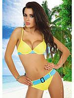 Livia Corsetti - Bikini Basanti Yellow