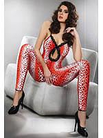 Livia Corsetti - Catsuit Woman Leopard