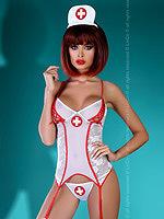 Livia Corsetti - Krankenschwester Kostüm Chavi