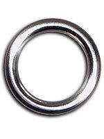 Metall Penisring aus med. Edelstahl von RHD - 8 mm