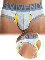 Modus Vivendi - Bear Boost Bottomless Grau