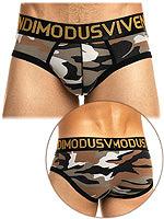 Modus Vivendi - Capsule Camo Classic Brief - Braun