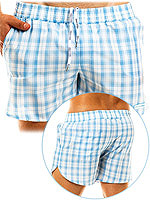 Modus Vivendi - Capsule Swimwear Short - Azurblau