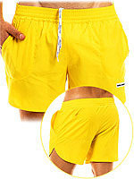 Modus Vivendi - Capsule Swimwear Short - Gelb