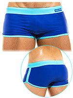 Modus Vivendi - Mix & Match Boxer - Blau
