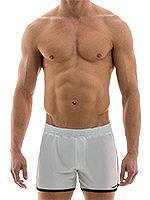 Modus Vivendi - Sporty Shorts - Weiß
