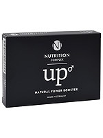 Nutrition Complex - UP - Natural Power Booster Kapseln