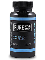 Pure for Men - 60 Kapseln