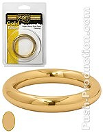 Push Gold Edition - Super Heavy Cockring - B-Ware, 35mm