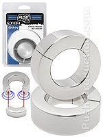 Push Steel - Extreme Magnetic Ball Stretcher - 20mm