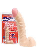 Raging Hard-Ons 7 inch Ballsy Cock - weiss