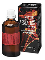 Sexual Sensation Erotic Potion - 100 ml