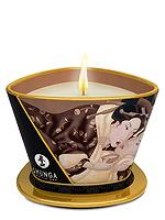 Shunga - Massage-Kerze Excitation 170ml - Schokolade